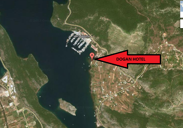 Google Dogan Hotel
