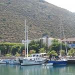 Hafen Palamut