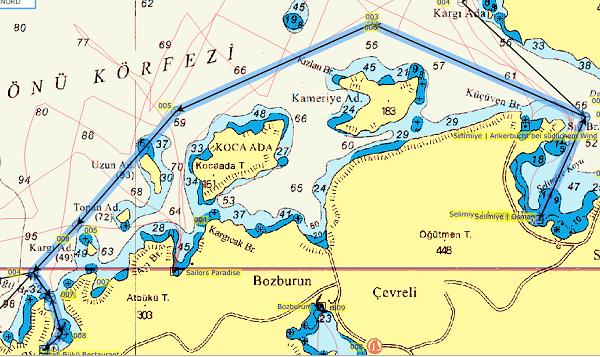 Selimiye - Dirsek