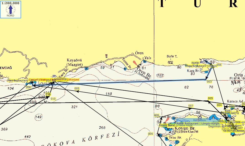 26.08.13 | Akbük Limani - Mazi Bucht