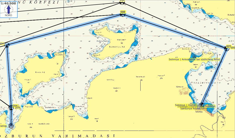 29.08.13 | Sailors Paradise - Selimiye